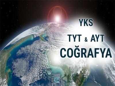 2020 - 2021 YKS - TYT AYT  Coğrafya Dersleri