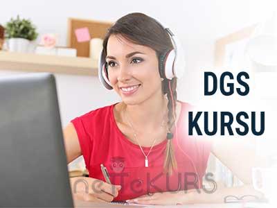 2018 DGS Online Kursu