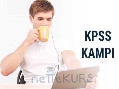2018 KPSS Lisans Kampı