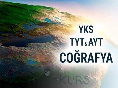 YKS - TYT AYT Coğrafya Canlı Ders