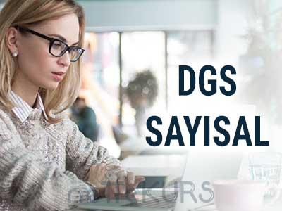 2020 Ağustos Online DGS Sayısal Matematik Geometri Dersleri