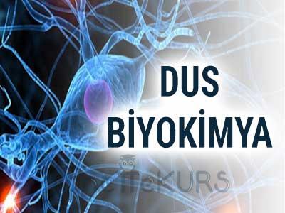 DUS Tıbbi Biyokimya Dersleri