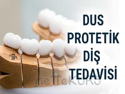 DUS Protetik Diş Tedavisi Dersleri