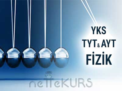 YKS - TYT AYT Fizik Video Ders (e-Ders)