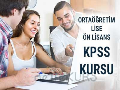 2018 KPSS Ön Lisans Ortaöğretim Canlı Ders