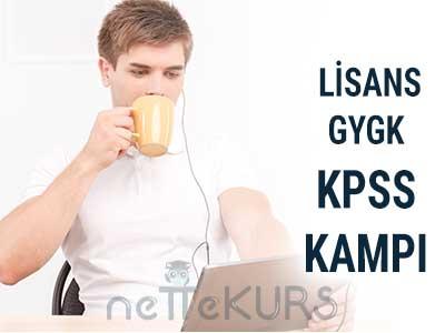 2019 KPSS GYGK Kampı Canlı Ders