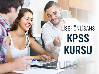 2018 KPSS Ortaöğretim, Lise, Ön Lisans Online Kursu
