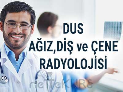 DUS Ağız Diş ve Çene Radyolojisi Dersleri