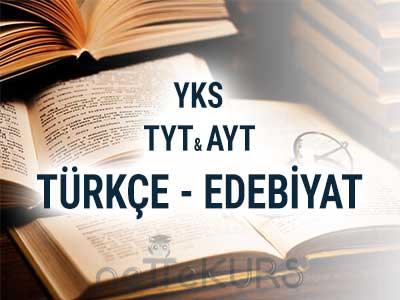 2019 - 2020 YKS - TYT  AYT Türkçe-Edebiyat Dersleri