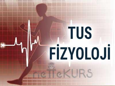 2018 TUS Fizyoloji Dersleri