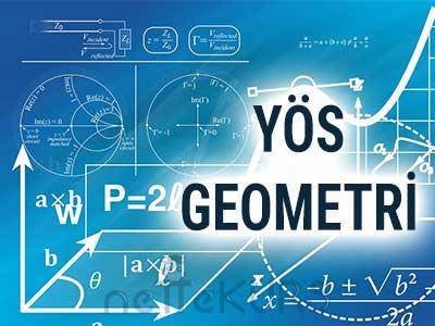 2018 YÖS Geometri Dersleri