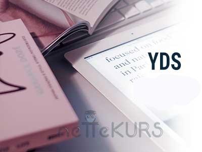 2020 Eylül YDS Dersleri