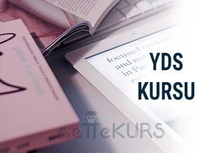 2018 Nisan YDS Online Kursu