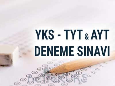TYT AYT Deneme Sınavı<br><br>