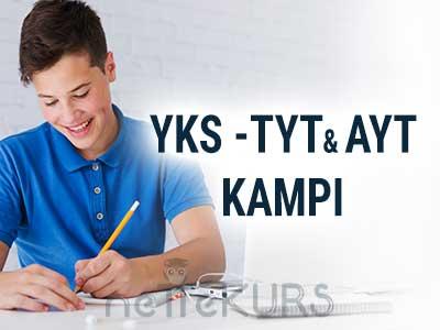 2017 2018 YKS-TYT AYT YDT Kampı