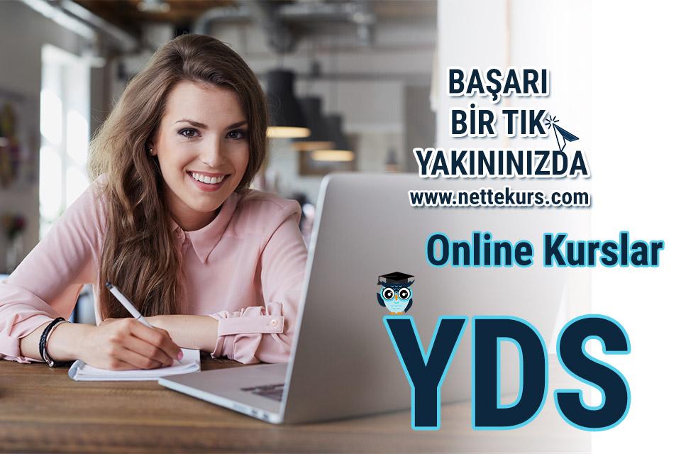 2019 Sonbahar Online Yds Kursu Nettekurs Com