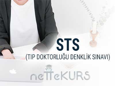 Online STS TIP DOKTORLUĞU Eğitimlerimiz