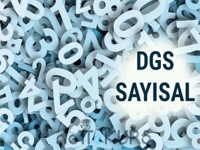 2023 DGS Sayısal Canlı Ders