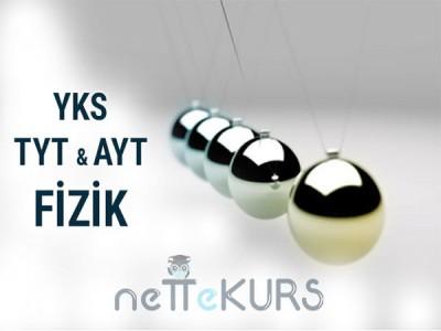 YKS - TYT AYT Fizik Canlı Ders (e-Ders)