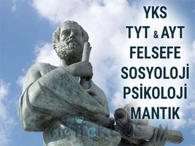 YKS - TYT AYT Felsefe Grubu Canlı Ders (e-Ders)