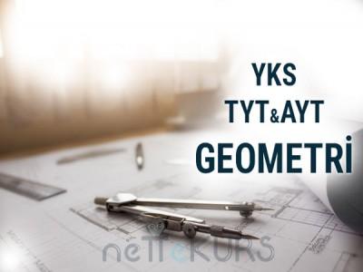 2020 - 2021 YKS - TYT AYT Geometri Dersleri