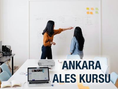 2021 Kasım ALES Kursu Ankara