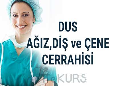 DUS Ağız Diş ve Çene Cerrahisi Dersleri