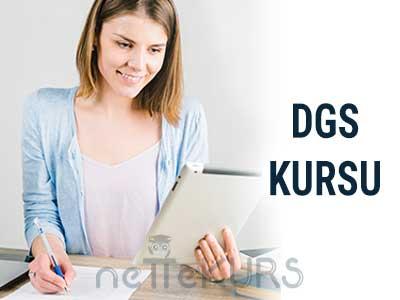 DGS Online Kursu