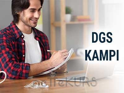 2023 Haziran DGS Kampı Sayısal Canlı Ders (e-Ders)