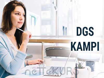 2022 DGS Sözel Hızlandırılmış Kursu ve Kampı Canlı Ders
