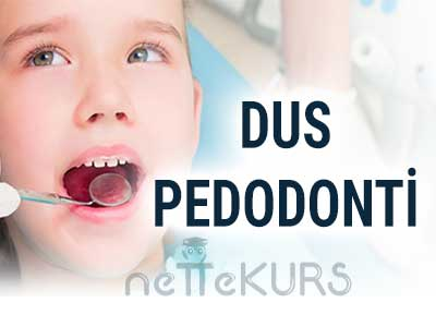 DUS Pedodonti / Çocuk Diş Hekimliği Dersleri