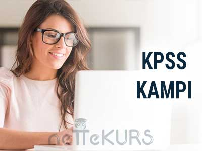 Online KPSS Kampı
