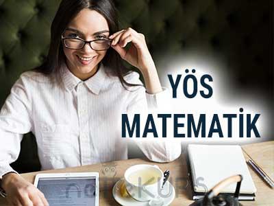YÖS Matematik Dersleri
