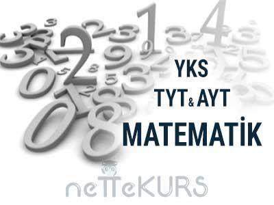Online YKS TYT AYT Matematik Dersleri