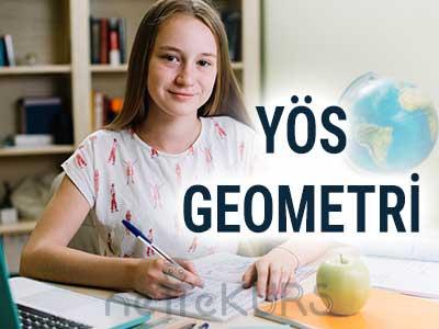 2022 - 2023 YÖS Geometri Canlı Ders (e-Ders)