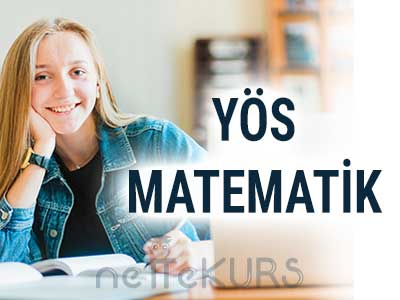 2022-2023 YÖS Matematik Canlı Ders (e-Ders)