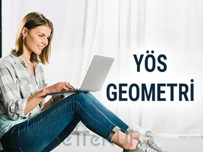 2021 - 2022 YÖS Geometri Canlı Ders (e-Ders)