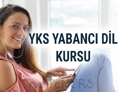 2019 - 2020 YKS - YDT Yabancı Dil Online Kursu